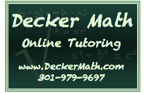 Share Decker Math